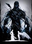 GhostBlade Volume 1 variant cover