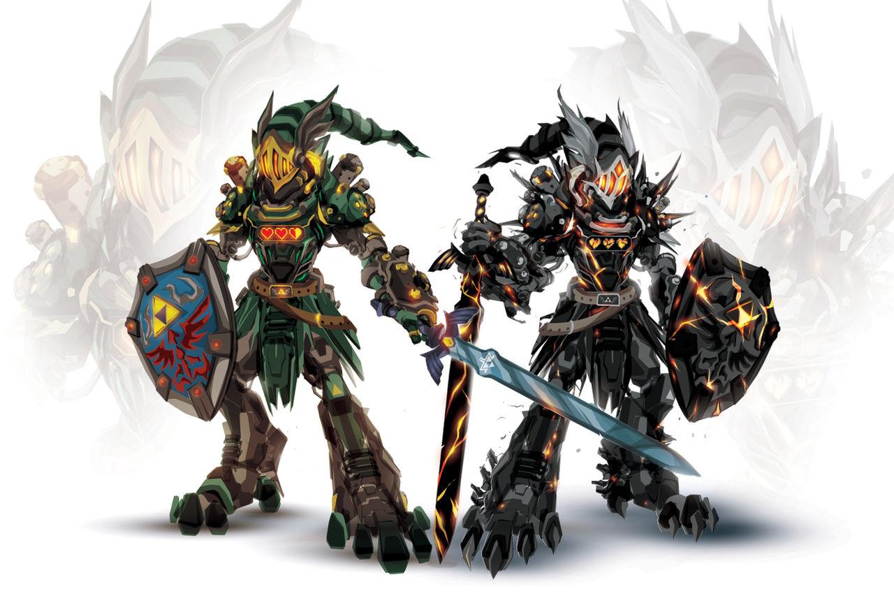 Zelda: Links Reforged