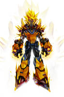 Kakarobot: Super Saiyan