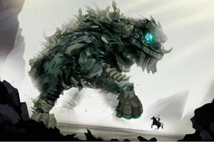 Giant Misstep by ChasingArtwork