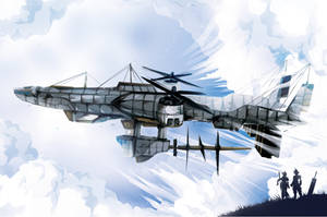 The Highwind by ChasingArtwork