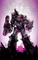 Megatron by ChasingArtwork