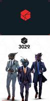 3029 by ChasingArtwork