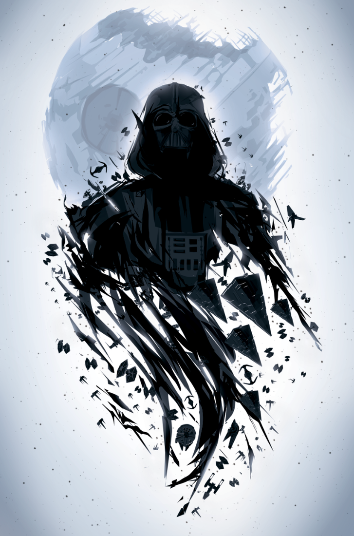 Vader by ChasingArtwork