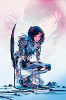 Battle Angel Alita.
