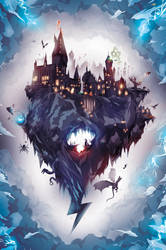 Hogwarts: Never tickle a sleeping dragon