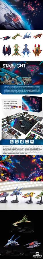 Starlight Boardgame