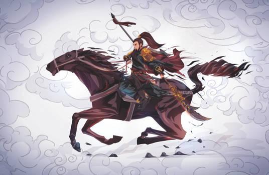 General Guan Yu