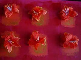 Paint and Fake Flowers by PrayerUnderPressure