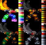 Jin Color Split by JSevion