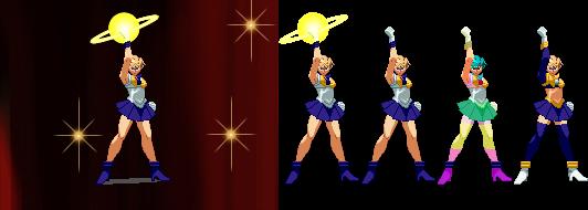 CvS Sailor Uranus by JSevion