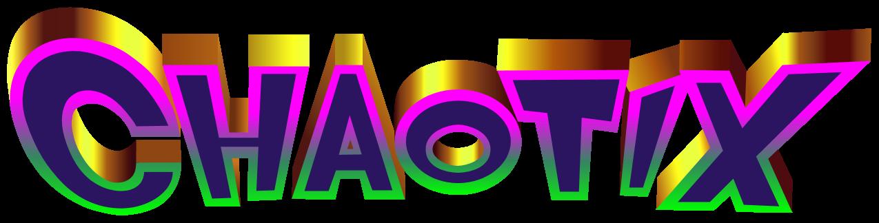 Chaotix Logo Unknown