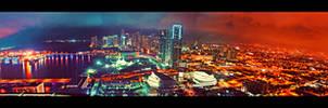 Miami versus