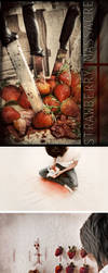 Strawberry Massacre by PURErube