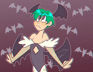 Green Haired Lilith