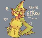 Female Rikuo Redesign by cherringo-sama
