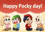 Happy Pocky day!