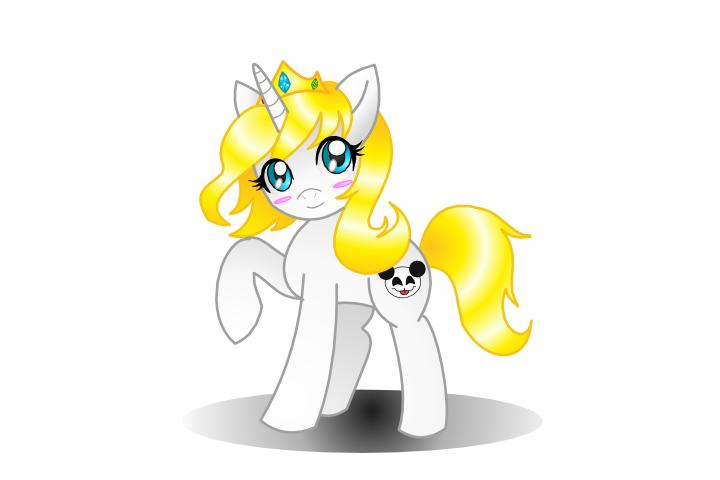 Snafu Ponies - Lily Digital by HirokoTheHedgehog