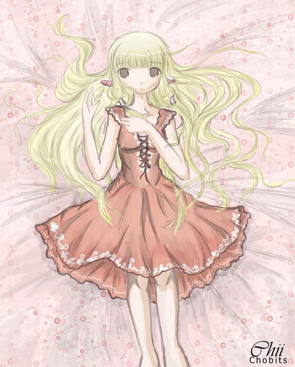 Chii hime remake by Hanagasaki