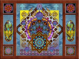 Capra CGI Digital Art 008 D (s)