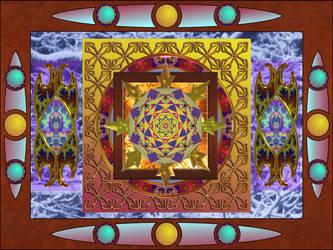 Capra CGI Digital Art 007 D (s)