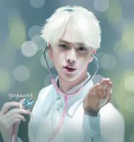 Jin by yuyuuny