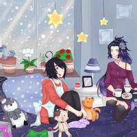 [SS] Secret Santa - by Douce-Edel