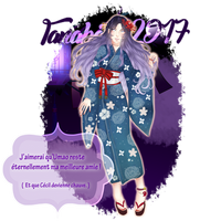 [SS] Event Tanabata 2017 by Douce-Edel