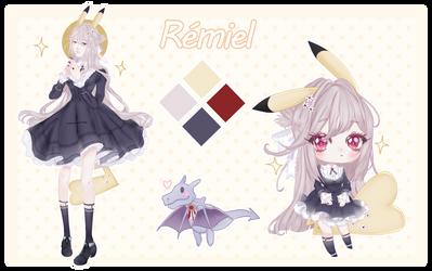 Remiel by Douce-Edel