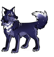 Canine OTA (closed) by Escaboo-Adopts