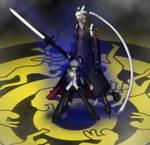 Persona 4 Izanagi and Souji
