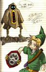 Majora's Mask doodledy doodle