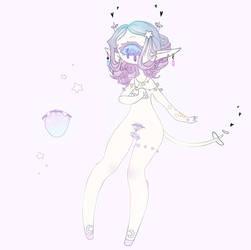 Custom Ava [Commission] SugarSpike by lemonscribs