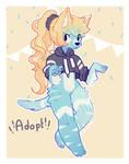 closed - furry adopt!!!