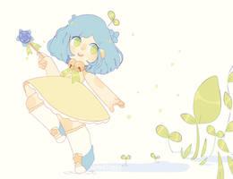 Happy by lemonscribs