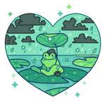Froggy boyfriend