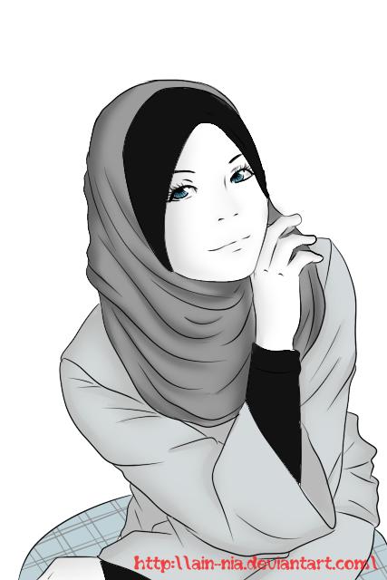 Anime Islam Pria Itu Indah By Ain Nia On Deviantart
