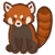 FREE ICON: Red Panda by tinylaughs