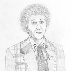 The Sixth Doctor by Raggedeez