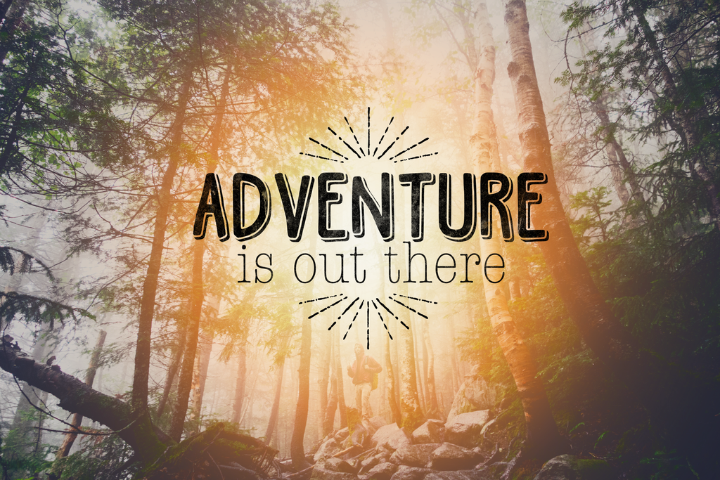 Adventure is Out There Wallpaper by Grace-like-rainx