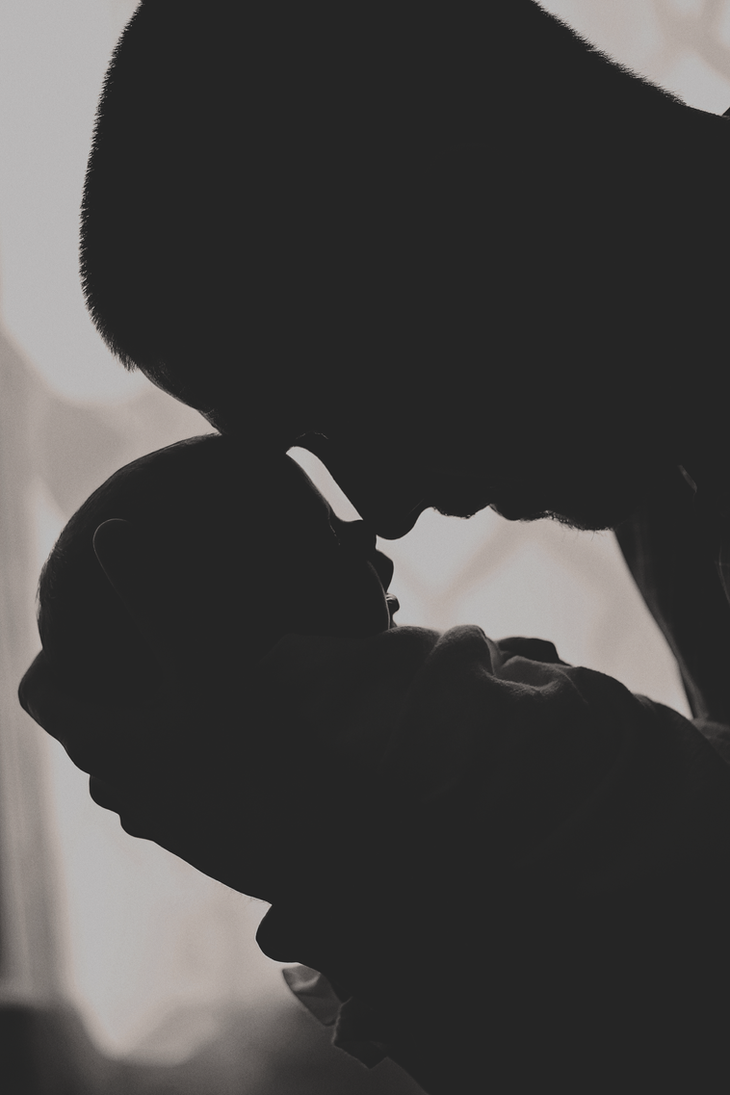 Father + Son by Grace-like-rainx