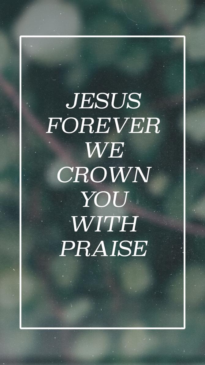 Jesus Forever by Grace-like-rainx