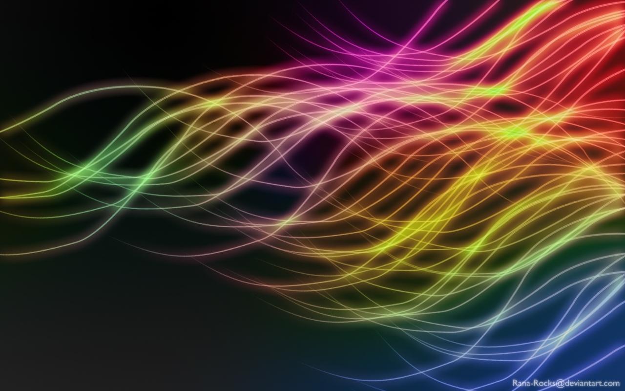 Glow Light Wallpaper by Rana-Rocks