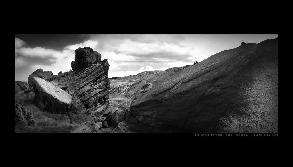 Red Rocks Park, Colorado by Rana-Rocks