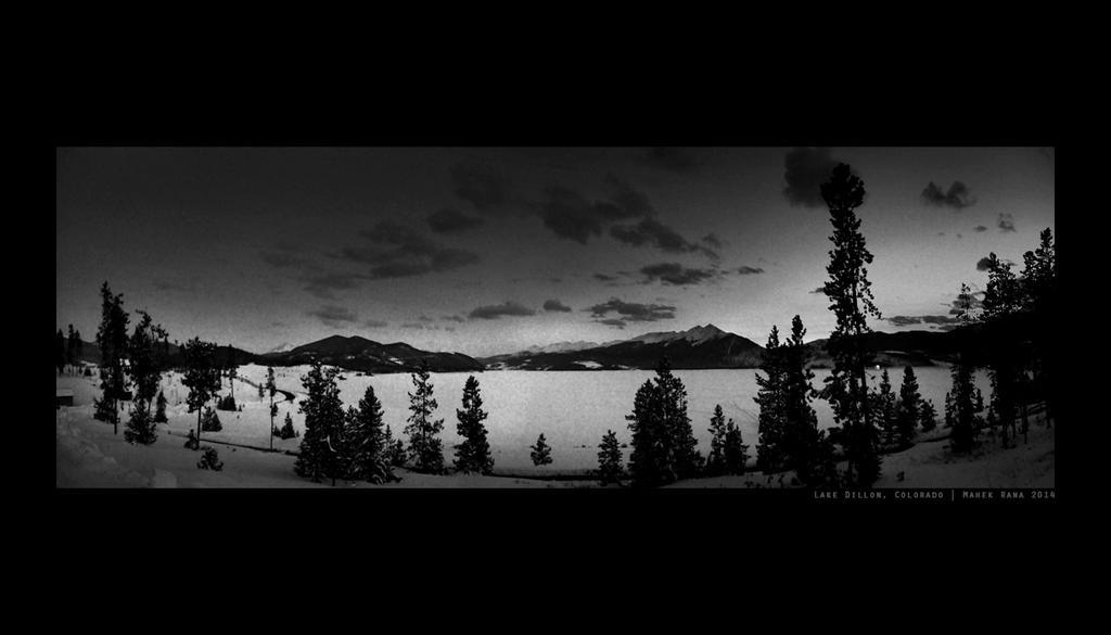 Lake Dillon, Colorado by Rana-Rocks