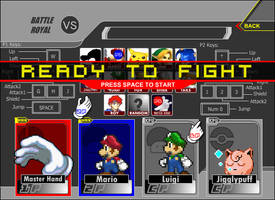 Super Smash Bros: Flash by Farcestudios