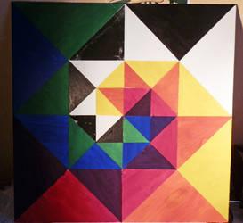 Geometrics colors by wonies