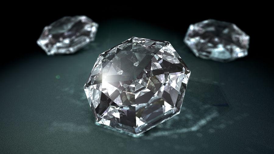 Diamonds - Cinema 4D Caustics by adlerfg on DeviantArt