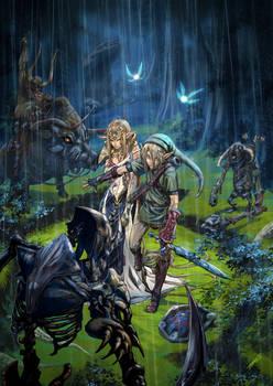 The Legend of Zelda - Trouble