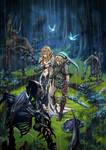 The Legend of Zelda - Trouble by tommasorenieri